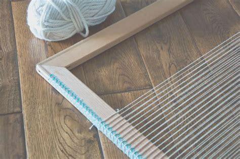 create   frame loom  tools