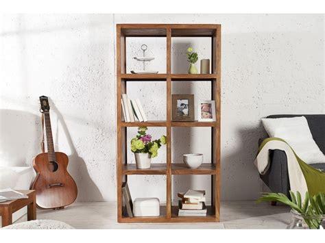 piccole librerie in legno libreria in legno sheesham 150 cm