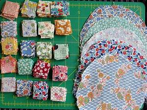 yoyo quilt gets recycled quimper hittys With how to make a quilt template