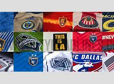 MLS 2014 Jerseys Overview All infos Footy Headlines