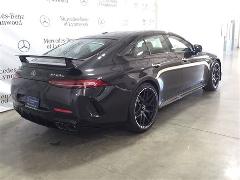 Gt 63 s 4m keramik highclassfond memory sthz hud. New 2019 Mercedes-Benz AMG® GT AMG® GT 63 S 4-Door Coupe Coupe in Lynnwood #290583   Mercedes ...
