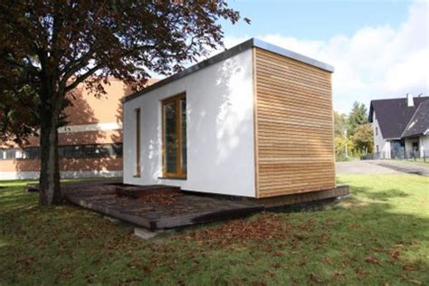 Minihäuser Aus Holz by 214 Kologische Minih 228 User Bauemotion De