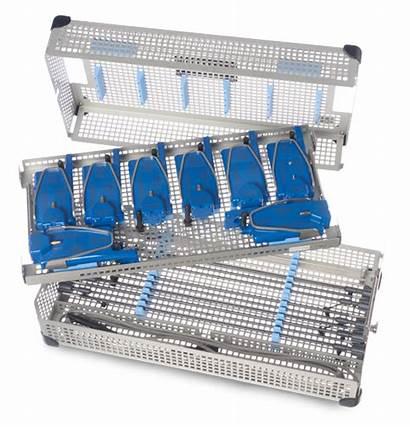 Surgical Instrument Trays Robotic Launches Instruments Robotics
