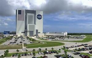 Private companies drive 'new space race' at NASA center ...