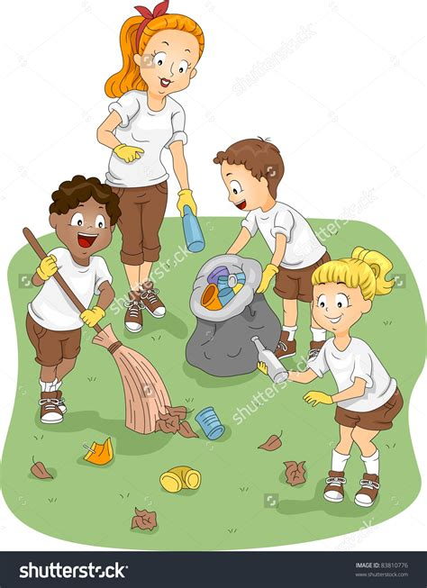 kids cleaning the environment clipart 20 free Cliparts ...
