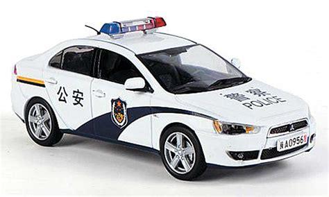 Mitsubishi Lancer Ex China Police (gongan) 2009 Vitesse