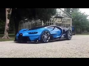 Bugatti Chiron Gt : bugatti chiron vs bugatti vision gt youtube ~ Medecine-chirurgie-esthetiques.com Avis de Voitures
