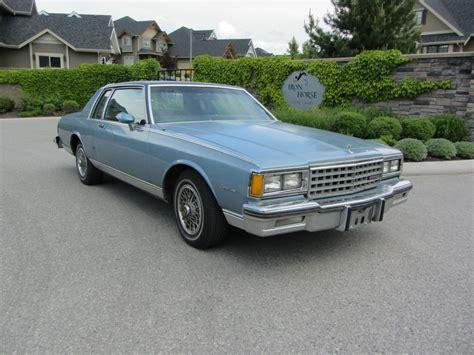2 door caprice for 1985 chevrolet caprice 2 door landau coupe with low