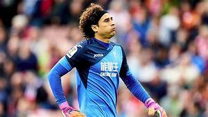 Guillermo Ochoa Is Taking A Battering At Granada But ...