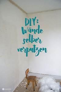 Haus Selber Verputzen : diy w nde selber verputzen tipps und tricks in 2018 renovierung pinterest verputzen ~ Markanthonyermac.com Haus und Dekorationen