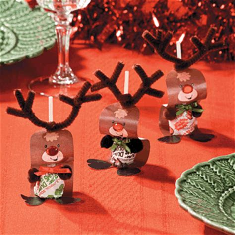 paper reindeer pops craft free christmas recipes