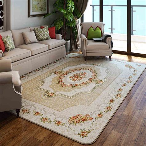 Large Size High Quality Modern Rugs And Carpets For Living