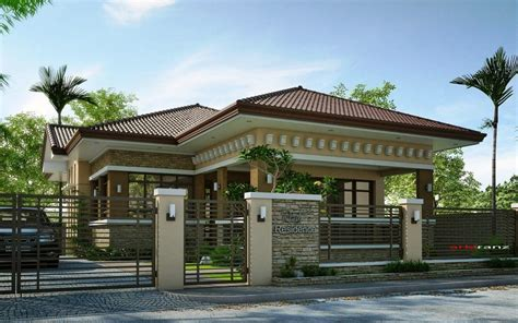 Elevated Bungalow House Designs