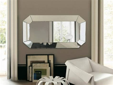 collection  horizontal decorative wall mirrors