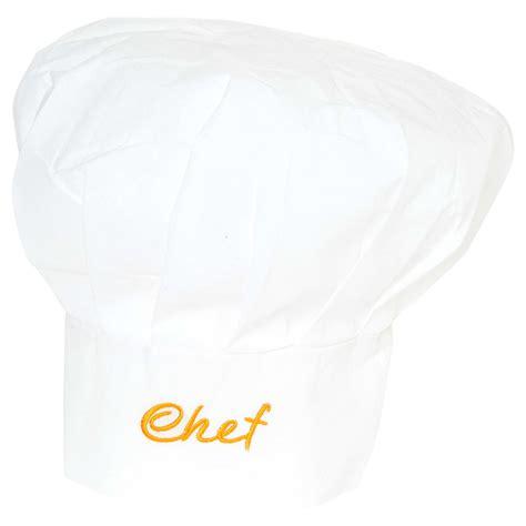 toque cuisine toque de chef cuisinier accessoires kiabi 4 50