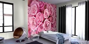 Tapisserie 4 Murs : 4 murs tapisserie chambre tapisseries designs ~ Melissatoandfro.com Idées de Décoration