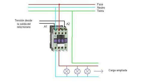 solucionado como conectar un contactor para llave temporizador digital yoreparo