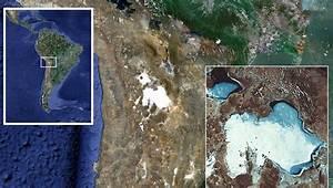 Diagram Of Salt Mining Well