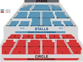 Eventim Apollo Standing by Passenger The Once Mon 08 December 2014 Rock And