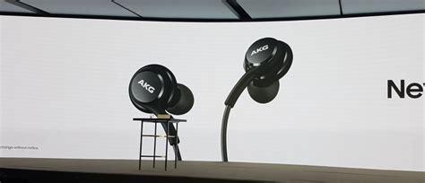 samsung galaxy s8 bundle will feature akg earphones