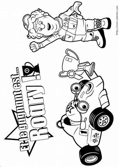 Roary Racing Desenhos Dibujos Coloriage Ausmalbilder Disegni