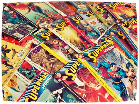 Comic Book Printing  Graphic Novel Printing  Mgx Copy Blog
