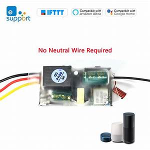 Ewelink Single Wire Wifi Module 220