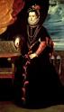 Isabel de Valois in 2019 | Portrait, Tudor dress ...