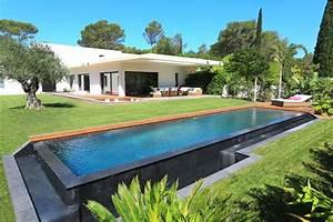 Piscine Beton Prix : piscine d bordement en b ton diffazur piscines ~ Melissatoandfro.com Idées de Décoration