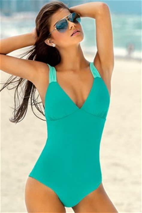 leonisa glamorous tummy slimming  piece swimsuit