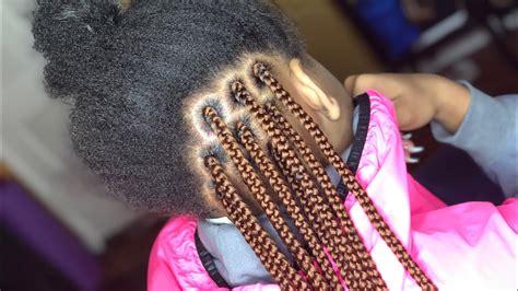 tuck   tuck natural hair  box braids