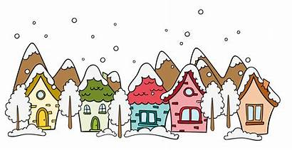 Clipart Winter Transparent Pomegranate Cartoon Snow Covered