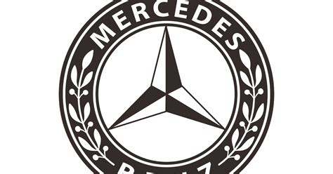 logo mercedes vector mercedes benz logo vector design part 2 format cdr ai