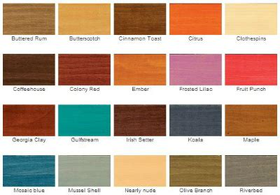woodwork wood stains lowes  plans