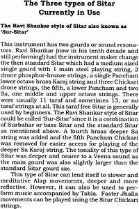 Sitar Playing A Practical Guide
