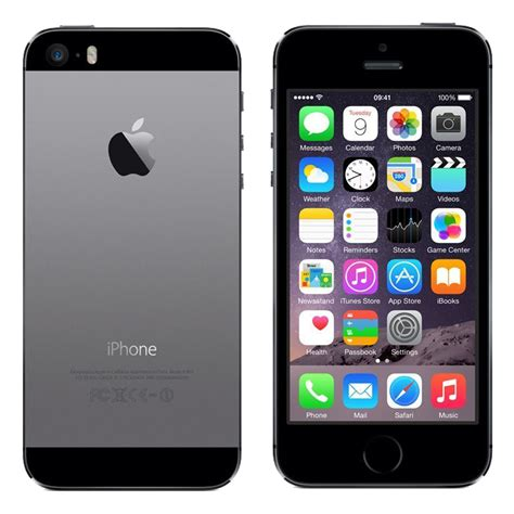 space grey iphone iphone 5s 16gb space grey pre owned technog 13007