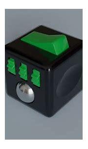 fidget Fidget Cube 3D model   CGTrader