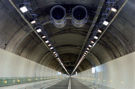 the mont blanc tunnel refurbishment and modernisation soci 233 t 233 d ingenierie leader du
