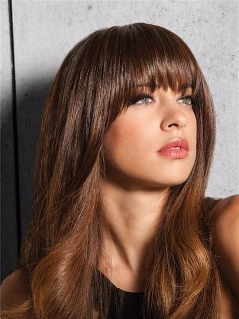 clip  bangs fringe hair extensionscom