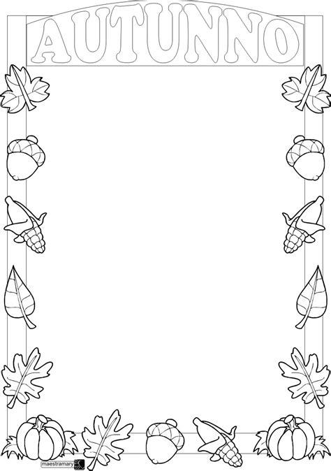 disegni estate da colorare e stare maestra cornicette fiori da colorare