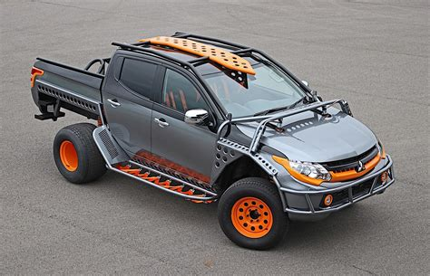 Fast And Furious Live Presents Oneoff Mitsubishi L200