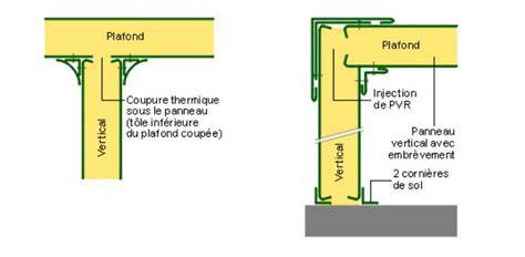 chambre froide en kit cellule frigorifique