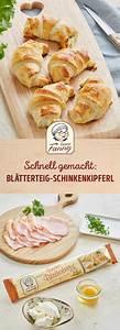 Halloween Rezepte Herzhaft : schinkenkipferl rezept in 2019 pikante rezepte mit bl tterteig ~ Frokenaadalensverden.com Haus und Dekorationen