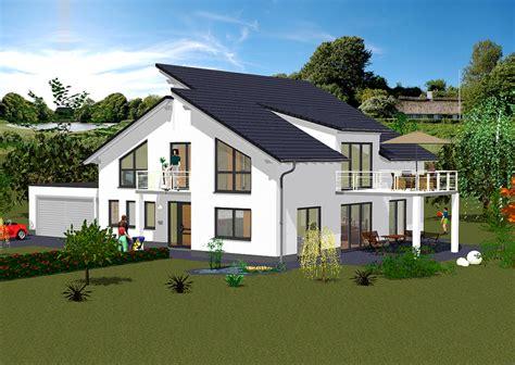 Wir Bauen Ihr Pultdachhaus In Massivbauweise  Gse Haus