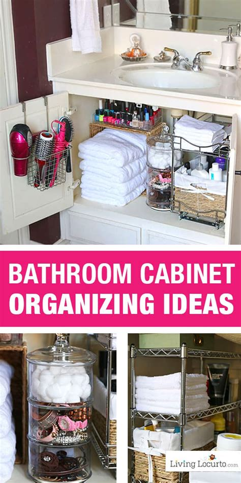 Bathroom Cabinet Makeover Ideas by Bathroom Organization Ideas Before And After Photos