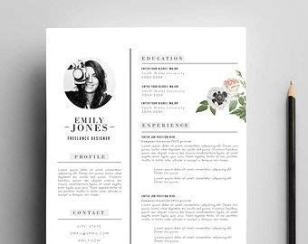 Popular Cv Templates by Instant Digital Word Format Psd Cv Template