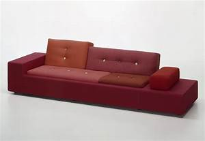 polder sofa xl by vitra stylepark With sectional sofas xl