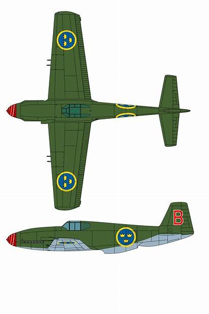 Warthunder Swedish Force Air Thunder War Wt
