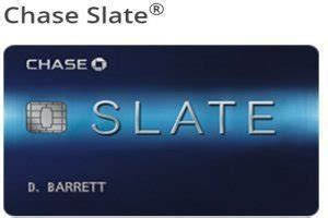 The chase slate® card is a great card for those who need to build their credit or desire a 0% apr card. Chase Slate Credit Card Login