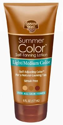 Banana Boat Summer Color Self Tanning Mist by That S So Cuegly Sunless Self Reviews